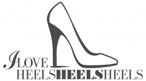 Wandtattoo Spruch Motto I love heels Wandsticker Dekoration